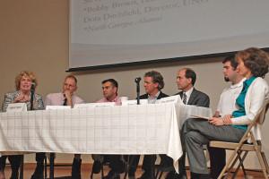 IT Industry Panel Speakers