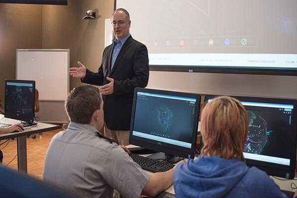 The University of North Georgia is designated by the NSA as a National Center of Academic Excellence in Cyber Defense Education (CAE-CDE).